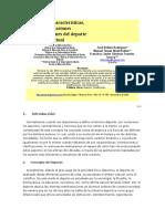 Clasificacion de Grupos Metodologicos
