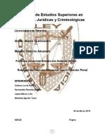 Derecho Aduanero y Penal (Reparado)