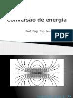 Conversão de Energia - Aula 1