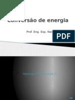 Conversão de Energia - Aula 3