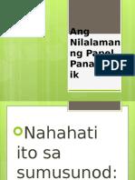 Ang Nilalaman Ng Papel Pananaliksik(LeaH's Report)