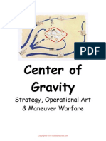 Center of Gravity E-book at QuikManeuvers (Dot) Com