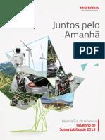 HSA Relatorio Sustentabilidade 2015