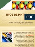Tema 12.2 Pinturas Tipos%2C Usos y Aplicaciones