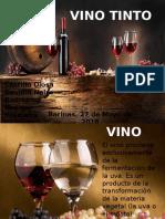 vinos presentacion
