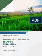 Ringkasan Eksekutif Arsitektur Keuangan Syariah Indonesia - English Version