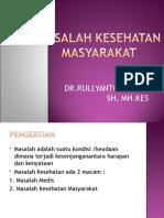 10. Masalah Kesehatan Masyarakat Fix