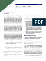 The Philippine Health Agenda 2016 to 2022