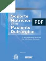 Soporte Nutricional en El Paciente Quirúrgico - Dr Aomar Abdel Iah Mohamed