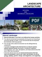 4. Natural -Manmade Urban-rural Landscape (1)