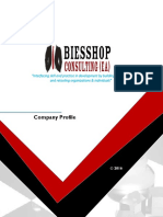 BIESSHOP Consulting Company Profile_2016
