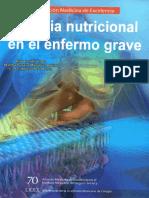 Terapia Nutricional en El Enfermo Grave - Raul Carillo Esper Martha Patricia Marquez Aguirre Carlos Alberto Peña Perez