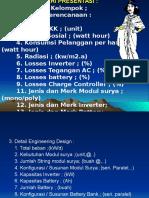 4.Materi Presentasi Perencanaan PLTS