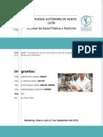 Ev4 Investigación de Los Materiales y Tipos de Empaques Utilizados en La Manufactura de Alimentos