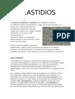 Botanica Plastidos 3