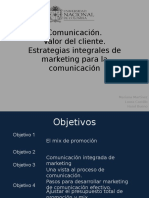 Mercadotecnia y marketing  Cap 14 libro de kotler