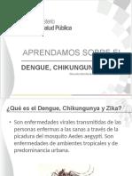 1.- CHARLA EDUCATIVA ZIKA DENGUE CHIKUNGUNYA 2016 .pdf