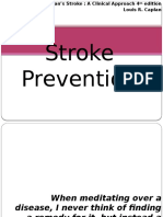 Stroke Prevention