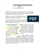 Plan de prevención para delitos cometidos en la provincia de Cusco