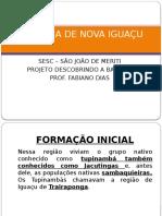 História de Nova Iguaçu