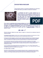 Elementos Basicos de Fisica Nuclear