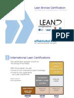 Lean Bronze Overview