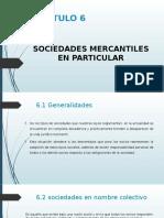 Capitulo 6 Derecho Mercantil