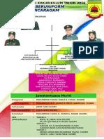 Carta Organisasi Pancaragam 2016