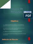 Proceso de Filtración
