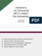 MASS COMMUNICATION UNIT 5 OF SYLLABUS.pdf