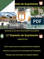 INSTRUÇÃO DESTRUIÇÃO DE ENGENHOS FALHADOS 18 SET.ppt