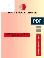 Dost Steel QuarterlyReportMarch2016.pdf