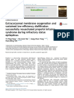 Extracorporeal Membrane Oxygenation After Resuscitation PRIS