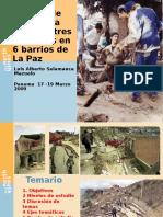 Resiliencia Barrios