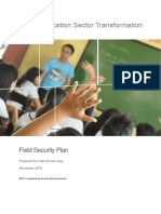 Field Security Plan