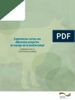 Biodiversidad Manejo Proyectos Motacu
