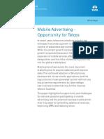 Telecom Whitepaper Mobile for telcos