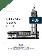 Mesh Gen