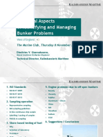 121108 Technical Aspects of Identifying and Managing Bunker Problems