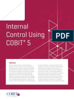 Internal Control Using COBIT 5 Whp Eng 0316