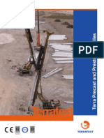Brochure Terra Precast and Prestressed Piles