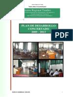 32 Plan Desarrollo Concertado 2009 -2013