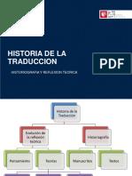 Historia de La Traducción.