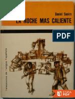 La Noche Mas Caliente - Daniel Sueiro
