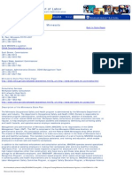 Minnesota State OSHA Information Page