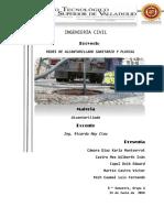 Documento_Alcantarillado Sanitario y Pluvial