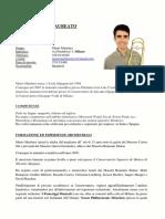 Curriculum Mario Martinez