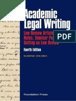 Academic Legal Writing.pdf