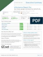 GTmetrix Report Www.google.com 20160927T005723 7z1ZRRRR