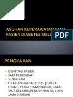 Asuhan Keperawatan Diabetes Mellitus
